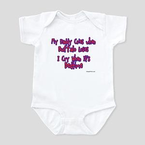 buffalo Infant Bodysuit