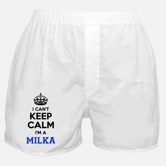 Cute I cant im mormon Boxer Shorts