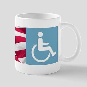 Disabld Veteran Mugs