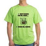 Mister Right Green T-Shirt