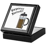 Express Yourself Keepsake Box