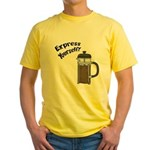 Express Yourself Yellow T-Shirt