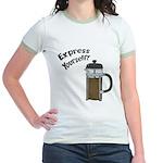 Express Yourself Jr. Ringer T-Shirt