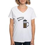 Express Yourself Women's V-Neck T-Shirt