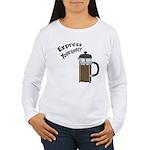 Express Yourself Women's Long Sleeve T-Shirt