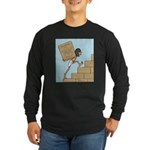 Solomon's Temple Long Sleeve Dark T-Shirt