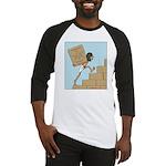 Solomon's Temple Baseball Jersey