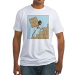 Solomon's Temple Fitted T-Shirt