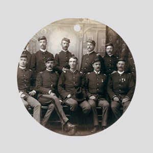 Officers of the 9th Cavalry - John Grabill - 1891