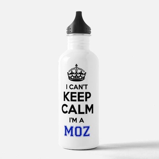 Funny Moz Water Bottle