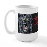 Year of the Dogman Large Mug
