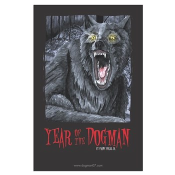 Year of the Dogman Large Poster