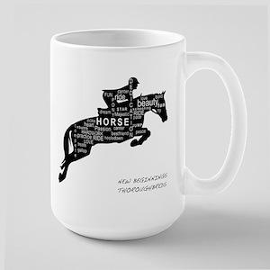 NBT Jumping Horse Large Mug