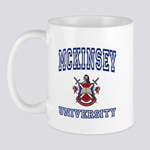 MCKINSEY University Mug