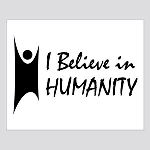 Humanist Small Poster