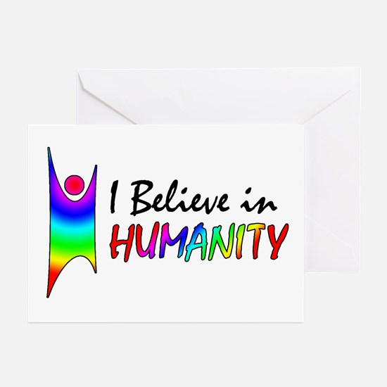 Humanist Greeting Cards (Pk of 10)