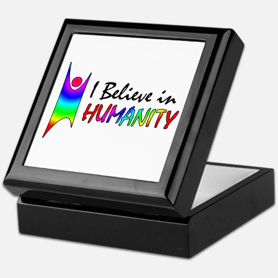 Humanist Keepsake Box
