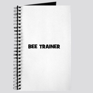 bee trainer Journal