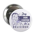 Coffee Shop Ad Button
