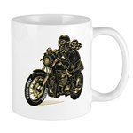 Steel Bent Cafe Racer Mugs