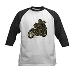 Steel Bent Cafe Racer Baseball Jersey