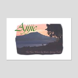 Ajijic, Lake Chapala, Mexico Mini Poster Print