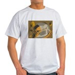Abstract Coffee Shop Light T-Shirt