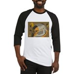 Abstract Coffee Shop Baseball Jersey