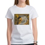 Abstract Coffee Shop Women's T-Shirt