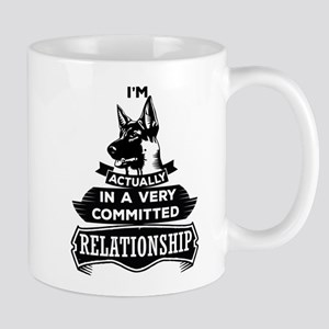 I Am German Shepherd Actually In A Very Commited R