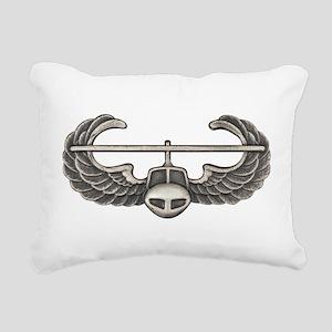 Air Assault Rectangular Canvas Pillow