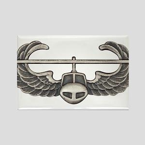Air Assault Rectangle Magnet
