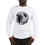 Steel Bent Helmet Long Sleeve T-Shirt