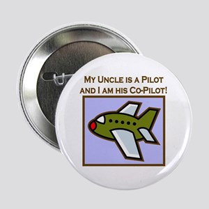 Uncle's Co-Pilot Airplane Button