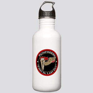 Pathfinders motto Water Bottle