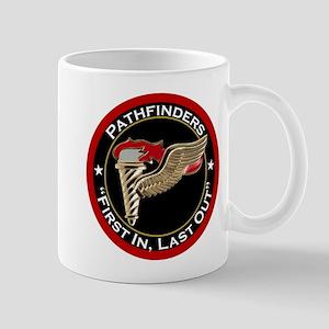 Pathfinders motto Mugs