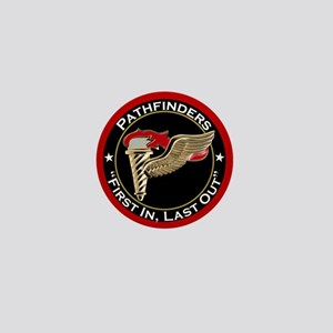 Pathfinders motto Mini Button