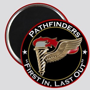 Pathfinders motto Magnets
