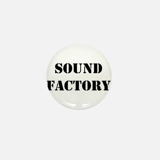 Sound Factory Mini Button