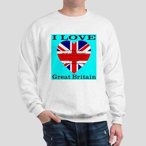 Gordon Brown on Terrorism Sweatshirt