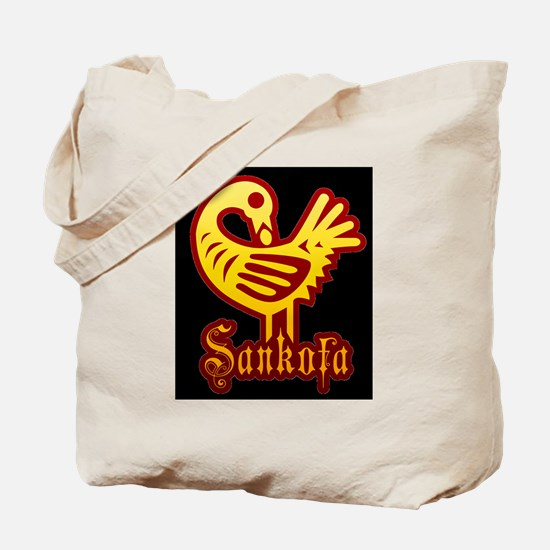 Sankofa Study Group Tote Bag
