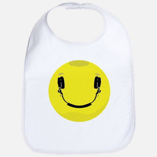 Smiley Bib