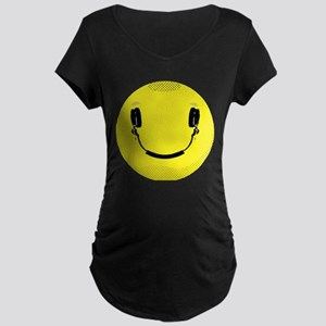 Smiley Maternity T-Shirt