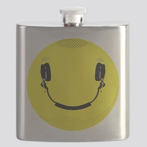 Smiley Flask