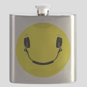 Smiley Flask