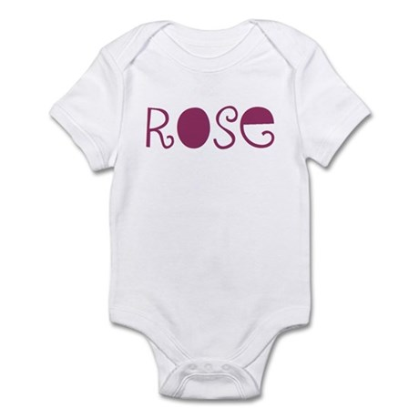 Rose Infant Bodysuit