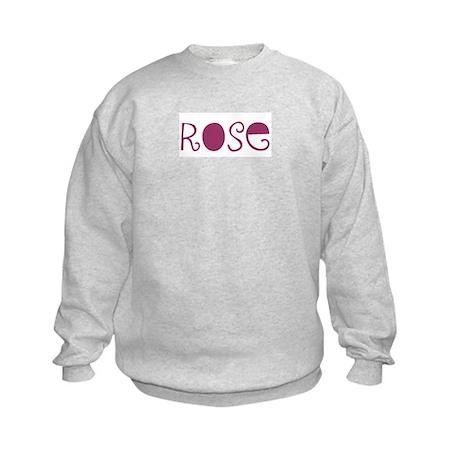 Rose Kids Sweatshirt