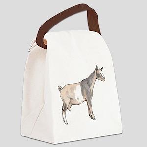 Nigerian Dwarf Canvas Lunch Bag