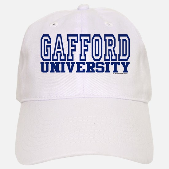 GAFFORD University Baseball Baseball Cap