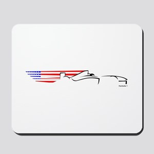 Formula 1 USA Mousepad